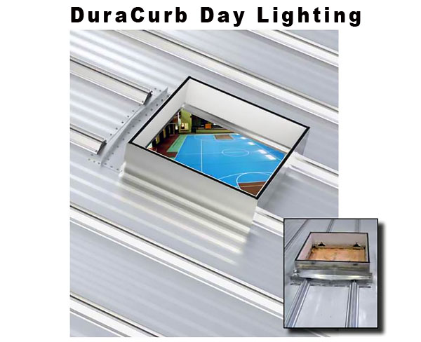 DuraCurb Day Lighting, Williams Building Group Ohio