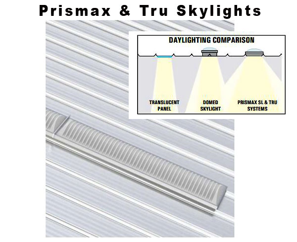 PrisMAX & Tru Skylights, Williams Building Group Ohio