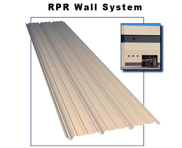 RPR Wall System, Williams Building Group Ohio