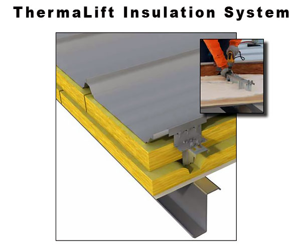 Thermalift Insulation Systems, Williams Building Group Ohio